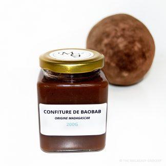 Baobab jam from Madagascar